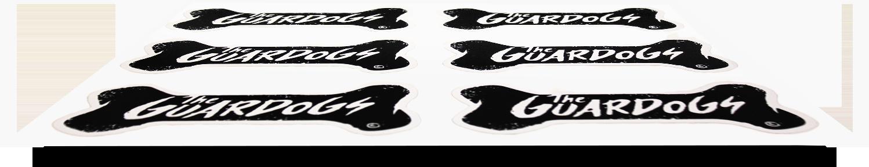 Stickers carrés